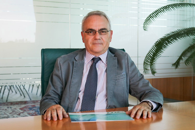 Carlo Caserini - Presidente di K.F.I.