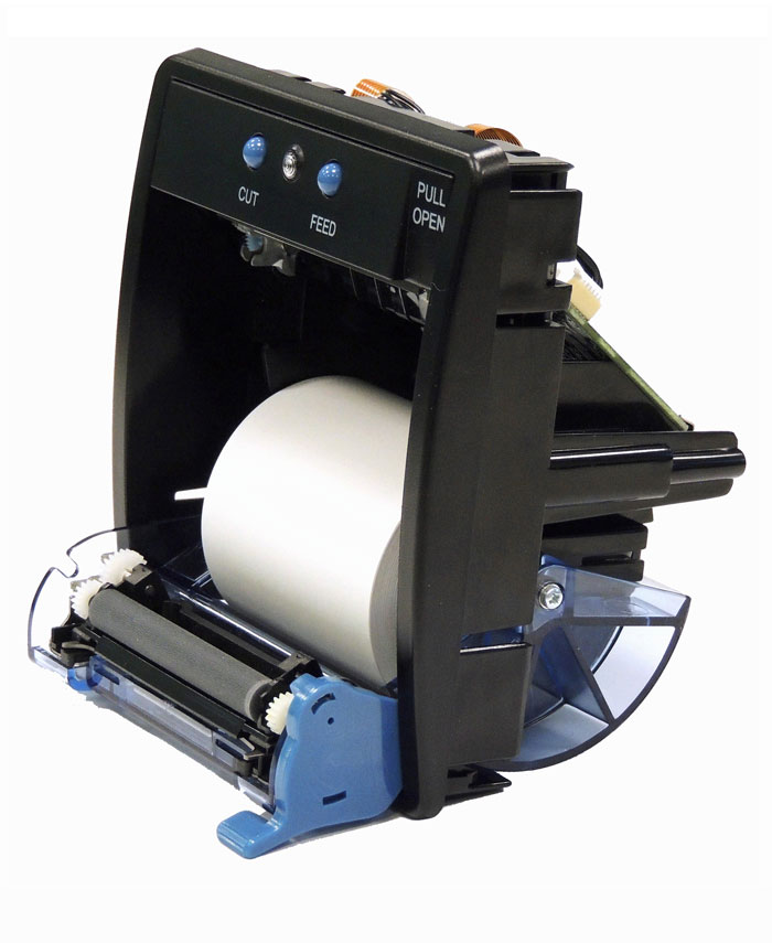 Thermal Printer K.F.I. Naut open