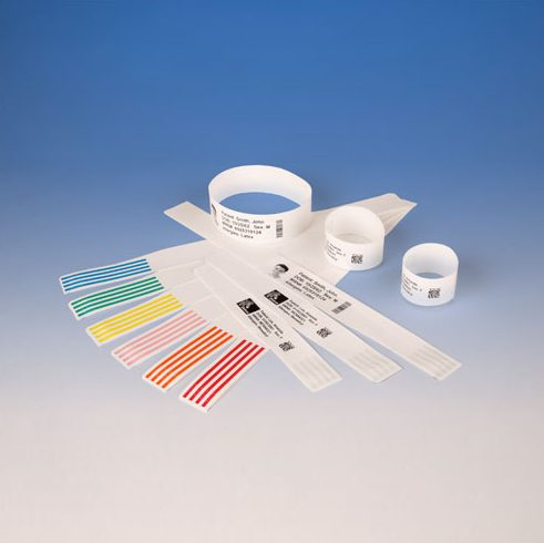 Laser, Thermand And RFID Wristbands - Consumables K.F.I. Store