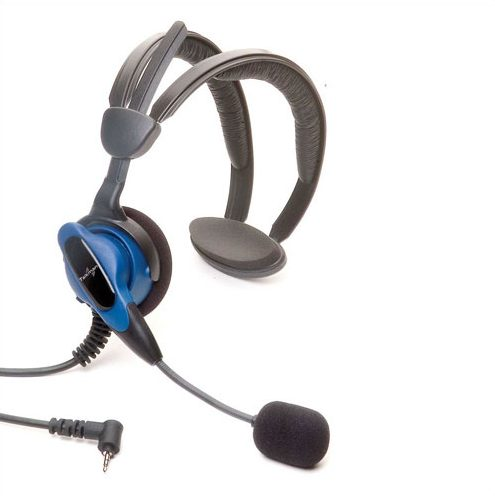 Speech recognition headset - Voice Solutions K.F.I.