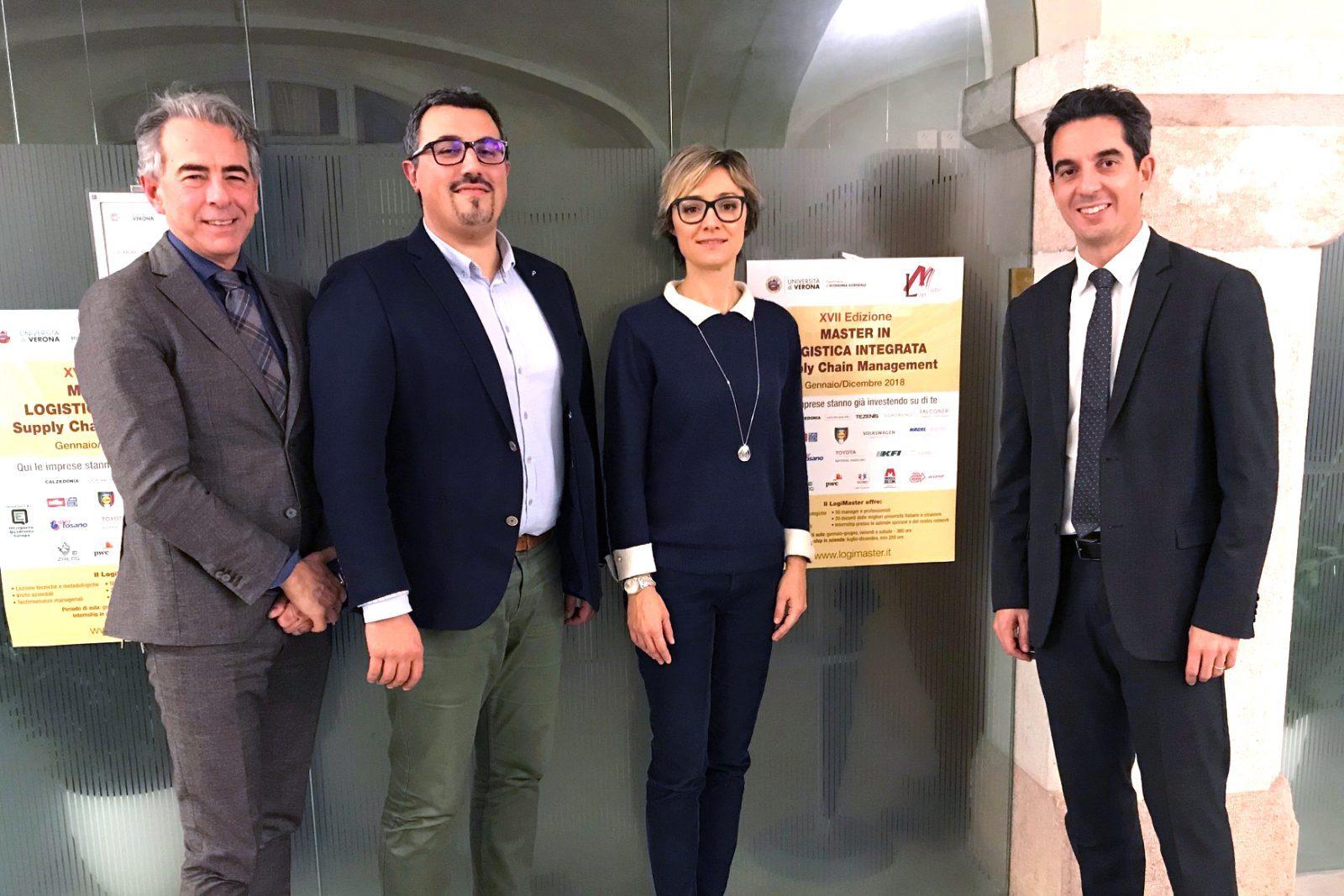 KFI partner del Logimaster Università di Verona