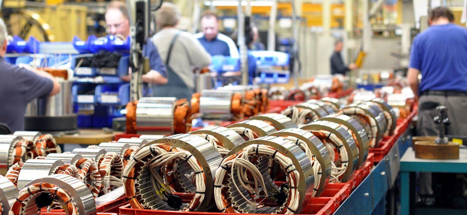 Asservimento Linee KFI | Manufacturing