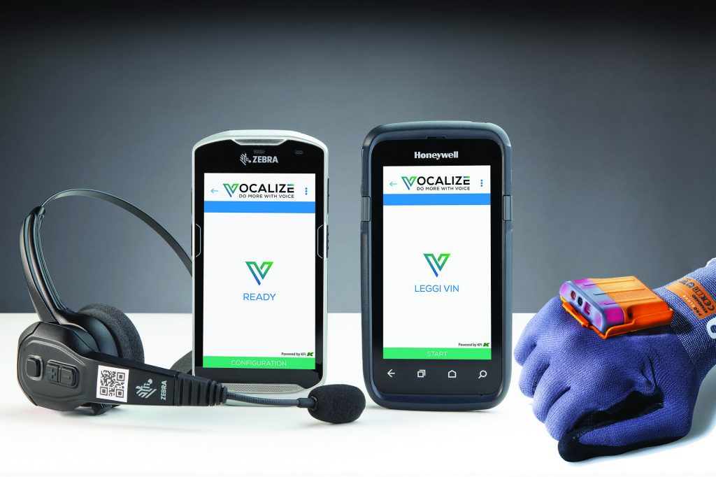 tecnologia vocale vocalize integrata a proglove mark 2