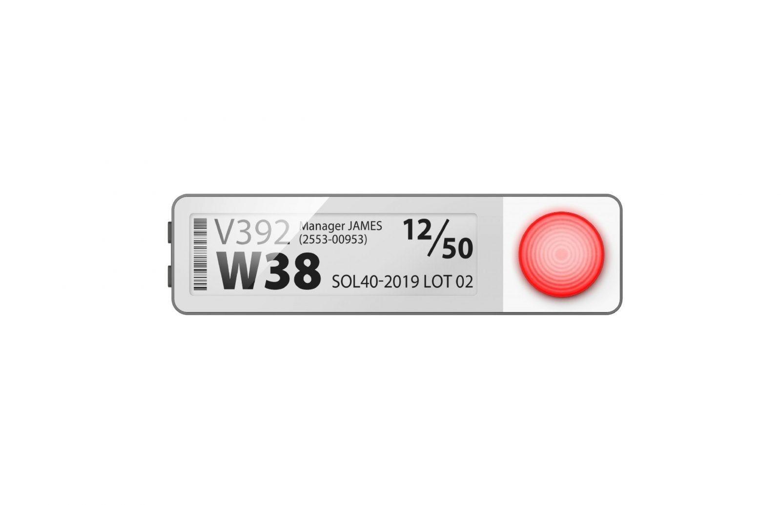 Etichetta elettronica