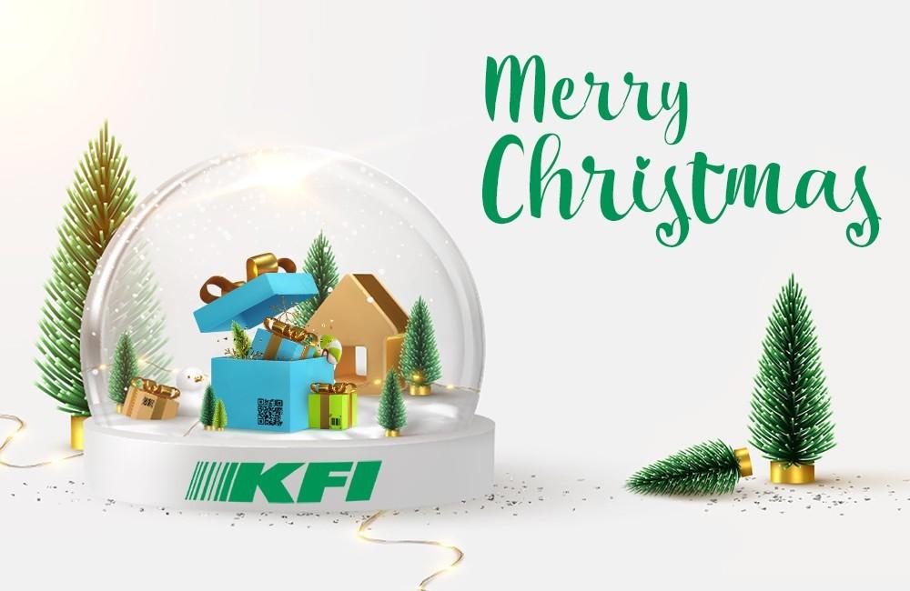Auguri di Buon Natale KFI