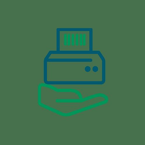 Sostituzione stampante in caso di rottura o guasto