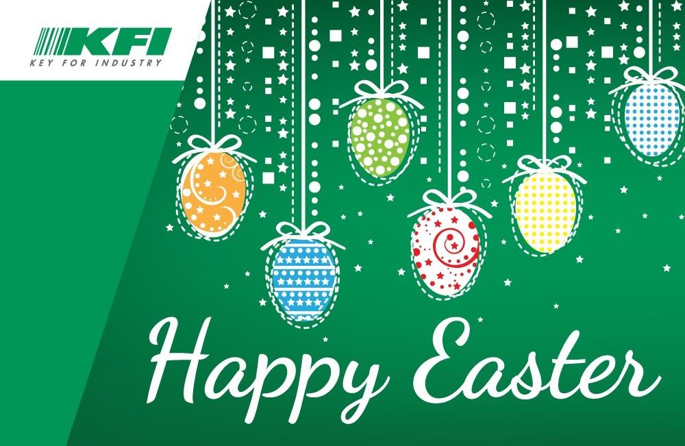 Happy Easter by KFI