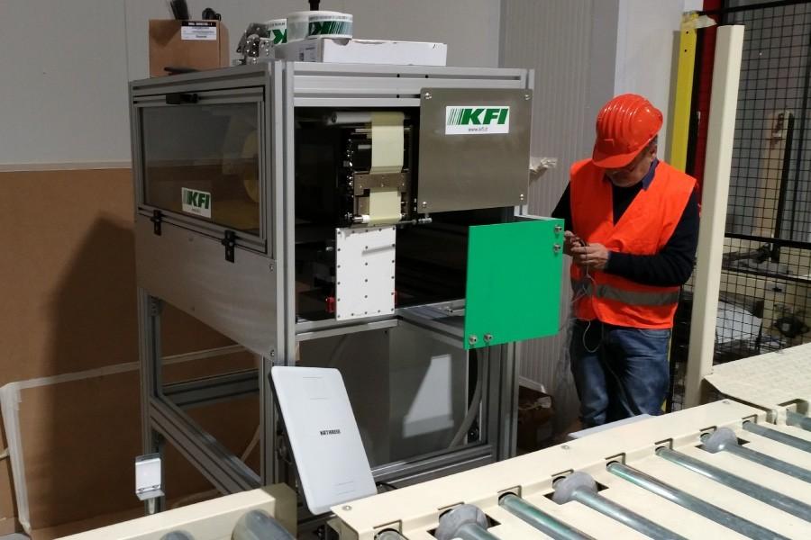 Sistema Stampa & Applica KFI