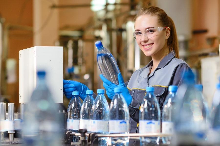 Soluzione RTLS per produttore di bevande